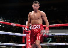 Boxing: Canelo on back burner as Golovkin readies for Derevyanchenko title clash Original Source LOS ANGELES: Gennady Golovkin, tired of talking about a third Canelo Alvarez bout that hasn't materialized, is focused instead on launching. Danny Garcia, Calf Injury, Gennady Golovkin, Canelo Alvarez, New Trainers, Boxing Fight, Tv Schedule, Boxing, Champs