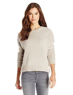 Joie Women's Blaisie Sweater, Heather Oatmeal, X-Small *** Check this awesome product by going to the link at the image.