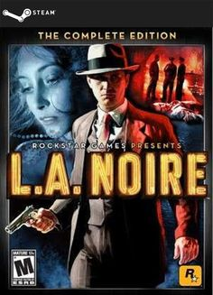 L.A. Noire: The Complete Edition (STEAM GIFT) DIGITAL 8,96€