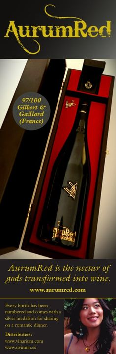 AurumRed en Decanter, una prestigiosa revista inglesa que trata sobre los mejores vinos del mundo, ésta revista ha seleccionado AurumRed como uno de ellos y lo ha publicado en su revista