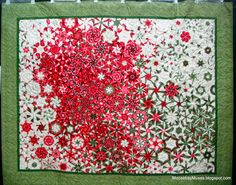 One block wonder at St Cloud Heritage Quilter's Running with Scissors quilt show.