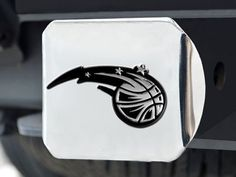 "NBA - Orlando Magic Hitch Cover 4 1/2""x3 3/8"""