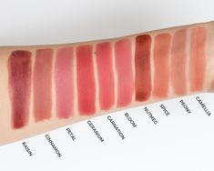 light-pink-lip-gloss-more-popular-than-ever - More Beautiful Me 1 Natural Lipstick, Dark Lipstick, Lipstick Swatches, Lipstick Colors, Lip Colours, Long Wear Lipstick, How To Apply Lipstick, Bare Minerals Makeup, Lipstick Tattoos