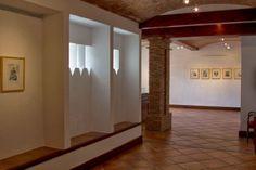 """Exposición """"Había una casa"""" en la """"Sala Aljibe"""" del """"Carmen de la Victoria""""."""