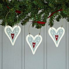 Nordic style .......festive decorations - Birchcraft