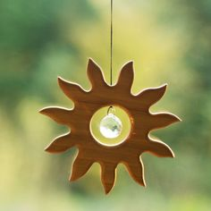 sun crystal suncatcher - Nova Natural Toys & Crafts - 2 You are in the right place about Diy Wood To Scroll Saw Patterns Free, Scroll Pattern, Pattern Art, Wood Carving Patterns, Wood Patterns, Cross Patterns, Wooden Art, Wooden Crafts, Best Scroll Saw