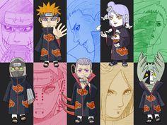 Itachi, Naruto Uzumaki, Boruto, Akatsuki Clan, Anime Stuff, Manga Art, Appreciation, Fanart, Tumblr