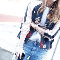 Buenos días primavera!!  Ya tenemos nuevo look en http://ift.tt/1rL5E8C (link in bio) #armariodesilvia #lookoftheday #instagrammers #instablogger #instablog #lifestyleblogger #livestyle #livinglife #fashion #fashionable #fashionblog #fashiongram #fashionista #fashiondiaries #blog #blogger #blogger #blogdemoda #bloggerlife #bloggerstyle #bloggerdemoda #moda #madrid by armariodesilvia