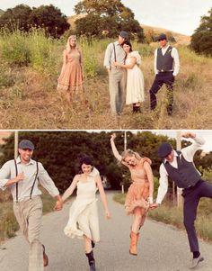I want farm wedding photos like this!!!!