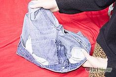 Make a Denim Skirt From Recycled Jeans Step 4.jpg
