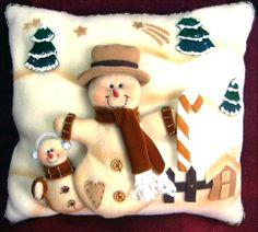 almofda boneco de neve (1)