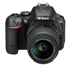 Nikon D5500 DSLR Camera with AF-P DX NIKKOR 18-55mm f/3.5-5.6G VR Lens Kit