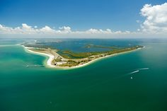 Another Aerial This One From The Southern Tip Of Fort De Soto Park Gives A Clearwater Floridaflorida Beachesst