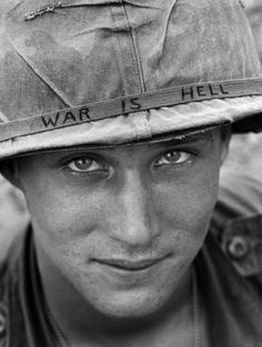 War is hell - Vietnam (1965)