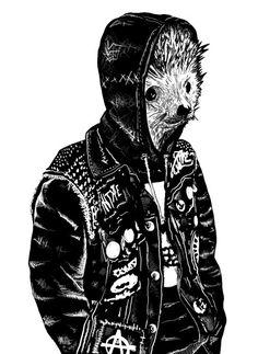 crust punk | Tumblr