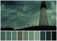 Shutter Island (2010)  Dir. Martin Scorsese Cinematography: Robert Richardson Production Design: Dante Ferretti