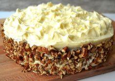 Carrot Cake Recipe | Best Ever Carrot Cake | Moist Carrot Cake | Forks N Knives