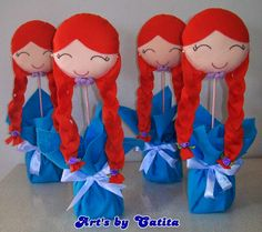 Art's by Catita: Festa Frozen