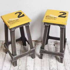 Find Cheap Designer Furniture Now Cheap Designer, Bar Stools, Furniture Design, Shabby Chic, Industrial, Design Inspiration, Rustic, Yellow, Vintage