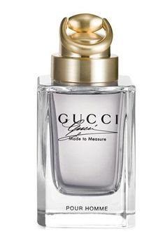 GUCCI Made To Measure Men`s Eau De Toilette Spray 1.6 oz