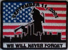 FDNY 9-11 Patch Donation Fund by Brett Hill - GoFundMe