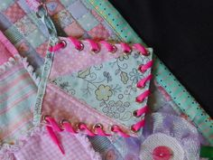 Crafty Quilter - Fidget Quilt - Tactile Activity for Busy Hands