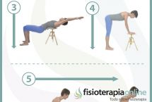 6 estiramientos para cuidar tu espalda y piernas en 10 minutos Gym Equipment, Cool Stuff, Yoga, Fitness, Low Back Pain, Lower Backs, Legs, Stretch Bands, Tone It Up