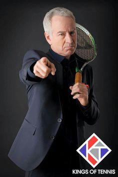 John McEnroe 2016