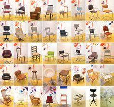 Venta especial de sillas