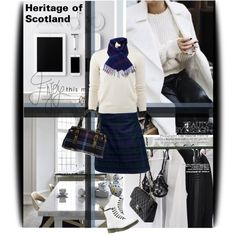 """Heritage of Scotland"" by soks on Polyvore"