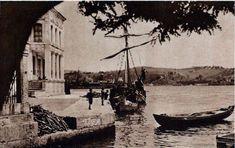 Ortaköy sahili...1900 başları.
