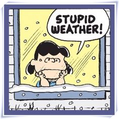 January 07, 1965 - Lucy on weather