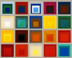 Josef Albers's <i>Interaction of Color</i>