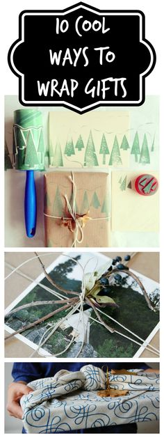 Impress everyone with these clever gift wrap ideas that you've probably never even seen before!