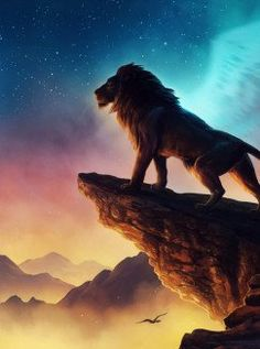 The lion king wallpapers - the lion king 2019 wallpaper . - The lion king wallpapers – the lion king 2019 wallpapers – - Art Roi Lion, Lion King Art, Lion Art, The Lion King, Lion King Movie, King Simba, Tier Wallpaper, Animal Wallpaper, Macaron Wallpaper