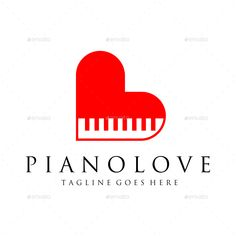 Drawing Piano, Piano Art, Love Logo, Logo Ad, Poster Design Inspiration, Piano Teaching, Font Names, Music Images, Concert Posters