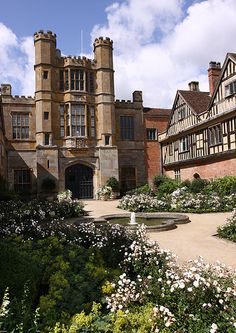 The Rose Garden, Coughton Court