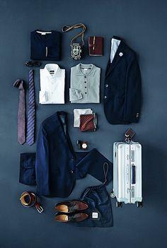 Mindfull Traveller : la nouvelle collection homme de la marque Windsor