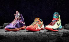 the latest a8ae2 3b5ad extraterrestrial edition Kobe 8 Lebron X KD5 2013 all star game. Last years