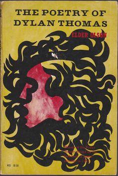 Vintage Book : The Poetry of Dylan Thomas by Elder Olsen. $5.00, via Etsy.