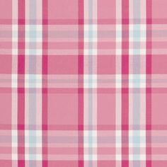 Clarke & Clarke Jess-Pink F0657-2 Decor Fabric