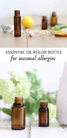 Learnhow tomakethe bestessentialoil roller bottle blend for seasonal threats. Plus, other natural remedies tokeep those seasonal threatsunder control.#seasonalallergies #naturalremedies #essentialoils
