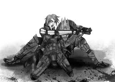 How I felt on Omega. GO AHEAD AND JUST TRY TO SHOOT MY TURIAN AGAIN! YOU FEELING LUCKY, PUNK?