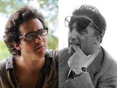 Wagner Moura vai interpretar Federico Fellini nos cinemas