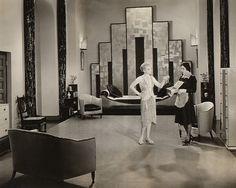 Art Deco Film Set