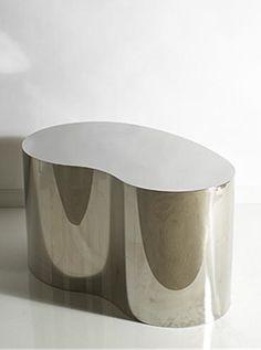 Karl Springer | Freeform coffee table, c. 1970
