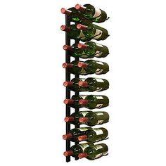 18-Bottle Wire Wine Rack