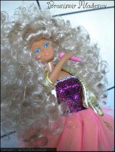 Steffi Love Superstar singing doll