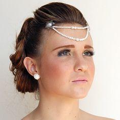 Bridal bobby hairpins . Pearl hairpins . Hair от NiKAAccessories, $14.00