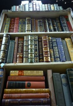 used books at Central Book Exchange, Salt Lake City